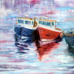oil-scarborough-lights-for-